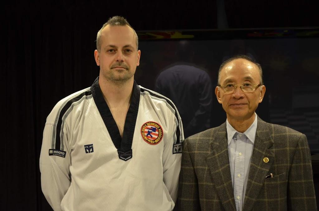 Redan två år sedan stormästare Chun gick bort
